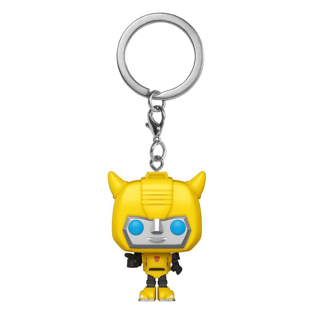 Transformers Pocket POP! Vinyl Keychains 4 cm Bumblebee Display (12)