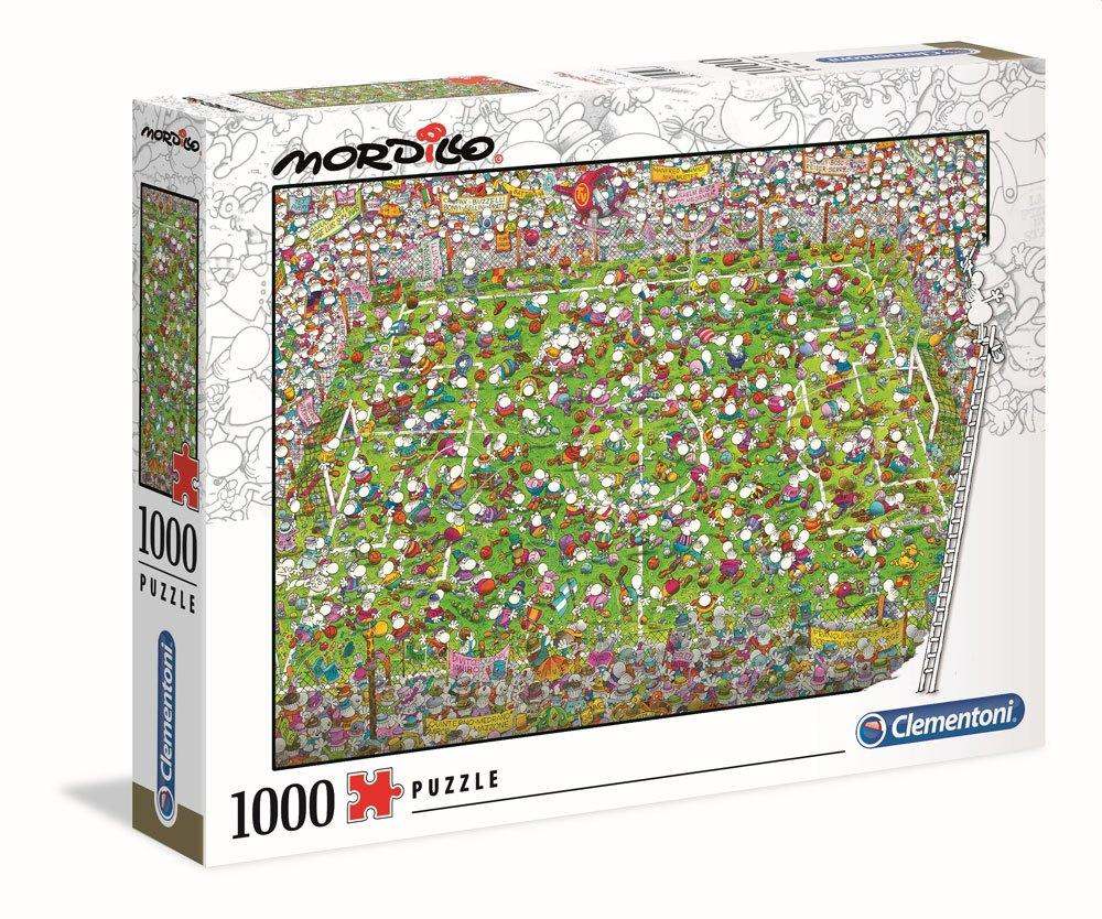 Mordillo Puzzle The Game