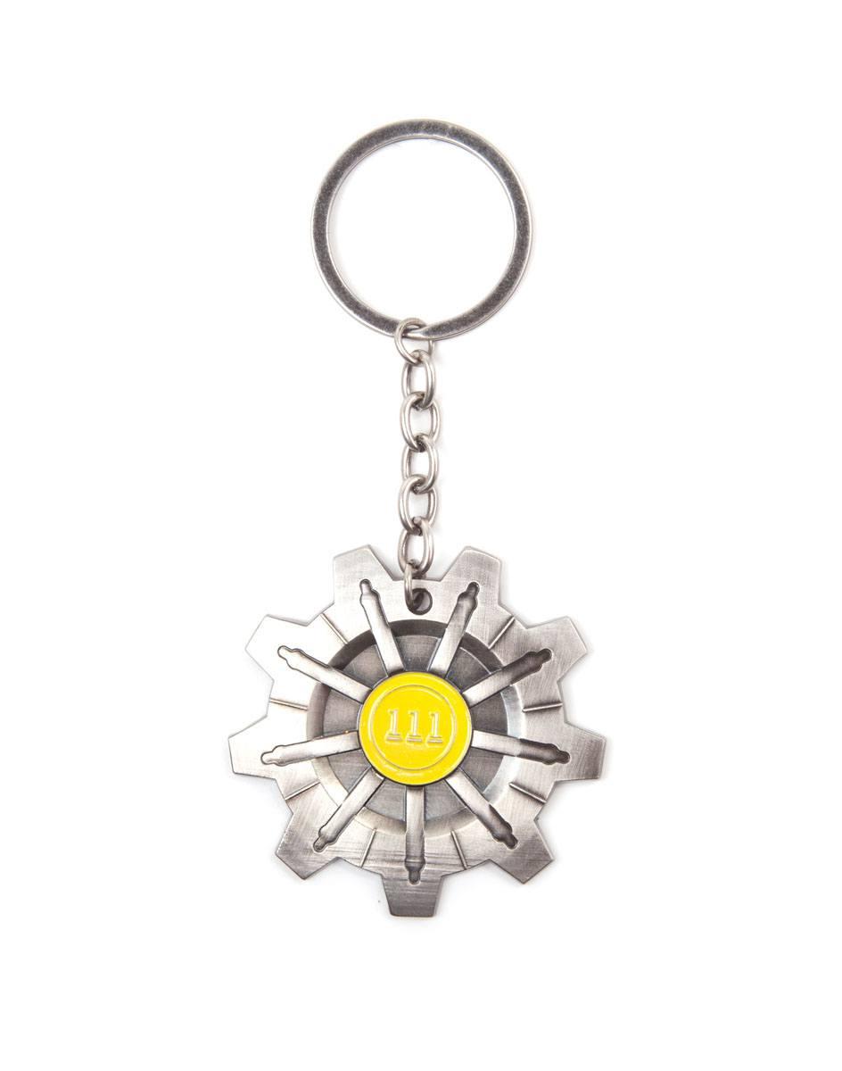 Fallout 4 Metal Key Ring Vault 111
