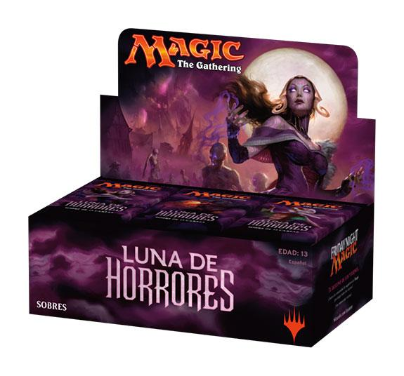 Magic the Gathering Luna de Horrores Booster Display (36) spanish