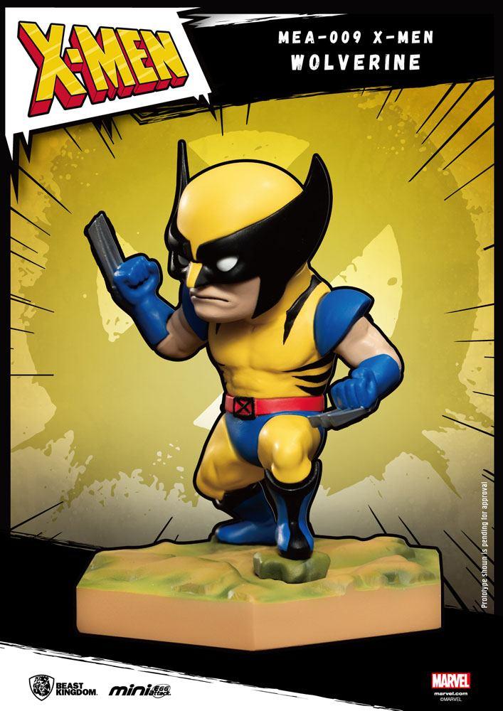 X-Men Mini Egg Attack Figure Wolverine 8 cm