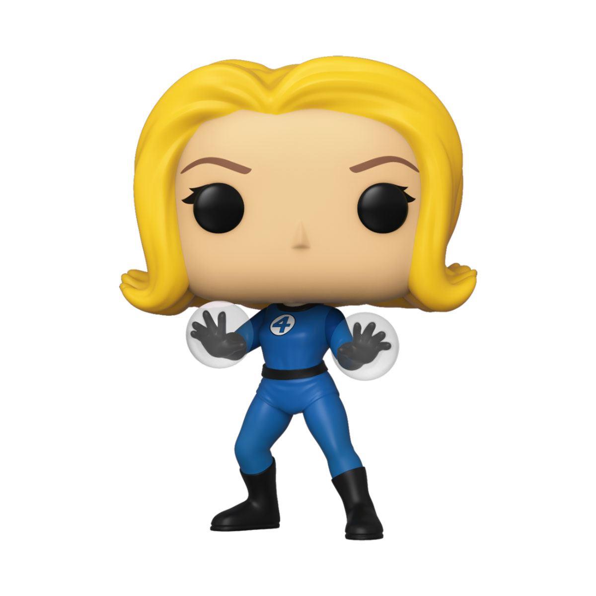 Fantastic Four POP! Marvel Vinyl Figure Invisible Girl 9 cm