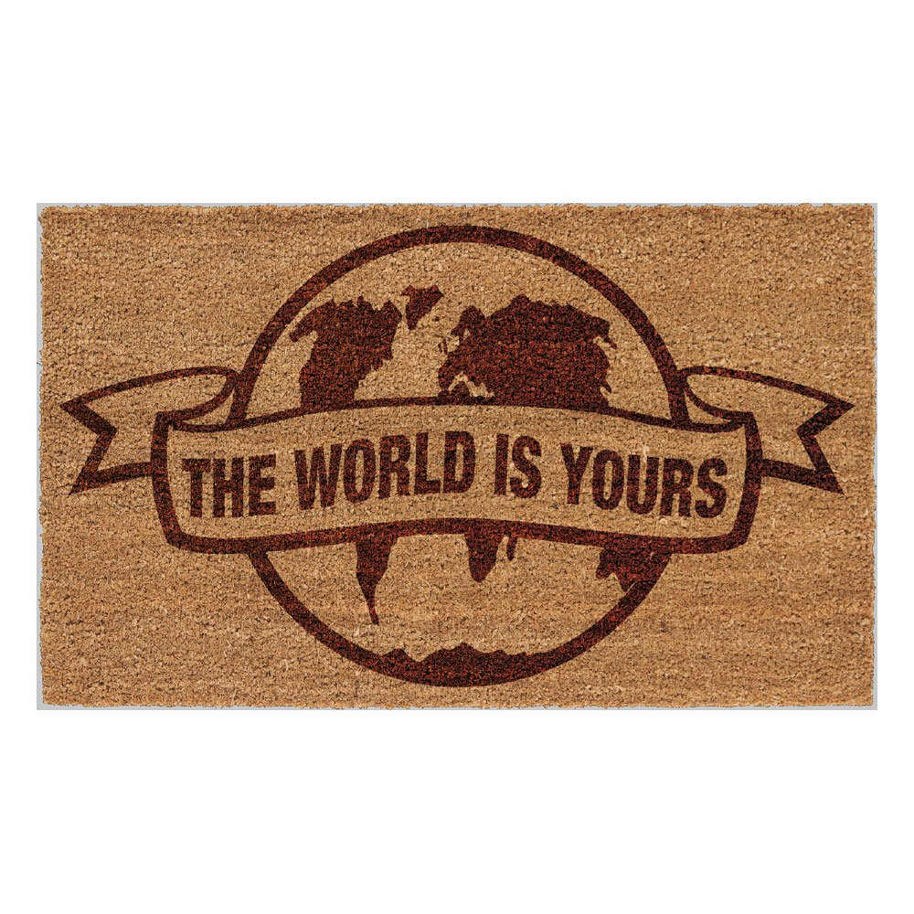 Scarface Doormat The World Is Yours 40 x 60 cm