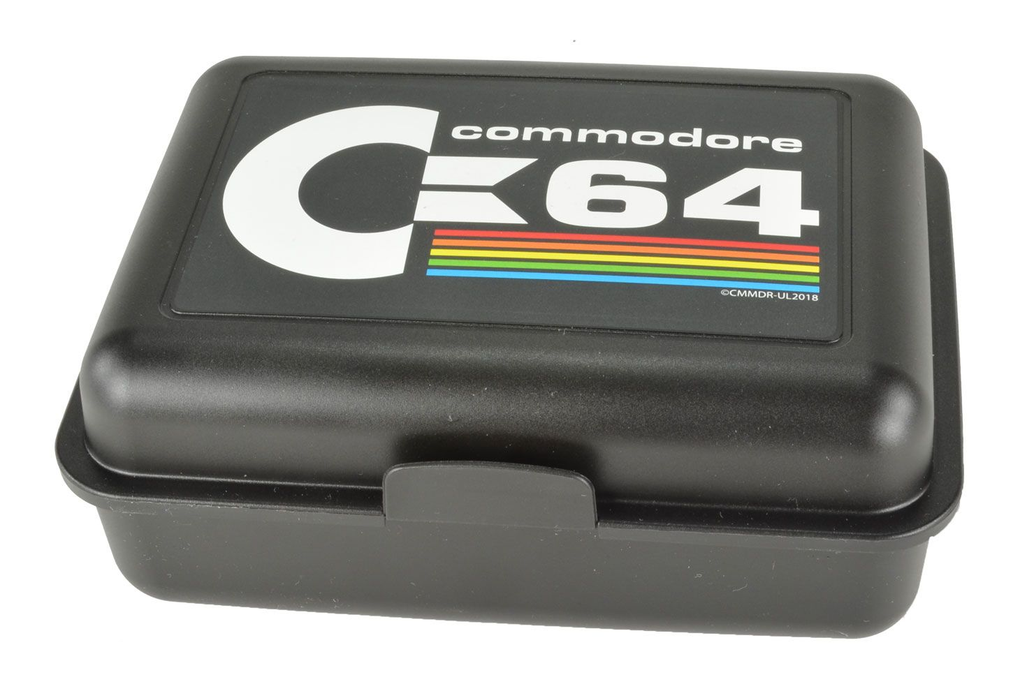 Commodore 64 Lunch Box Logo