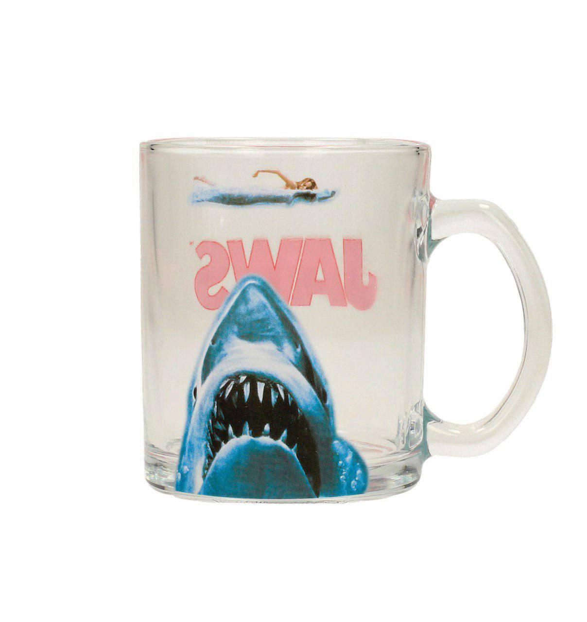 Jaws Mug Poster