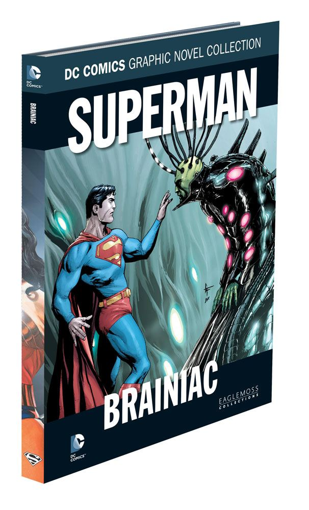 DC Comics Graphic Novel Collection #28 Superman: Brainiac Case (12) *German Version*