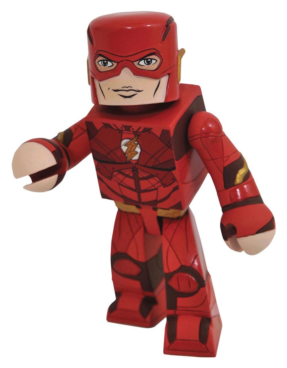 Justice League Movie Vinimates Figure The Flash 10 cm