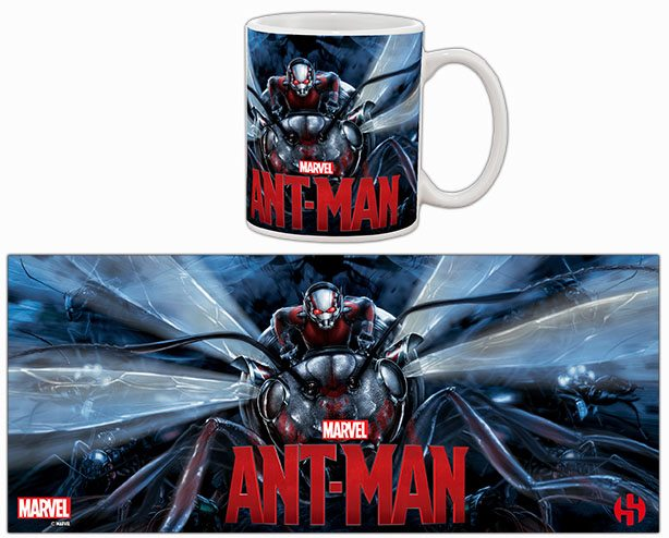 Ant-Man Mug Riding