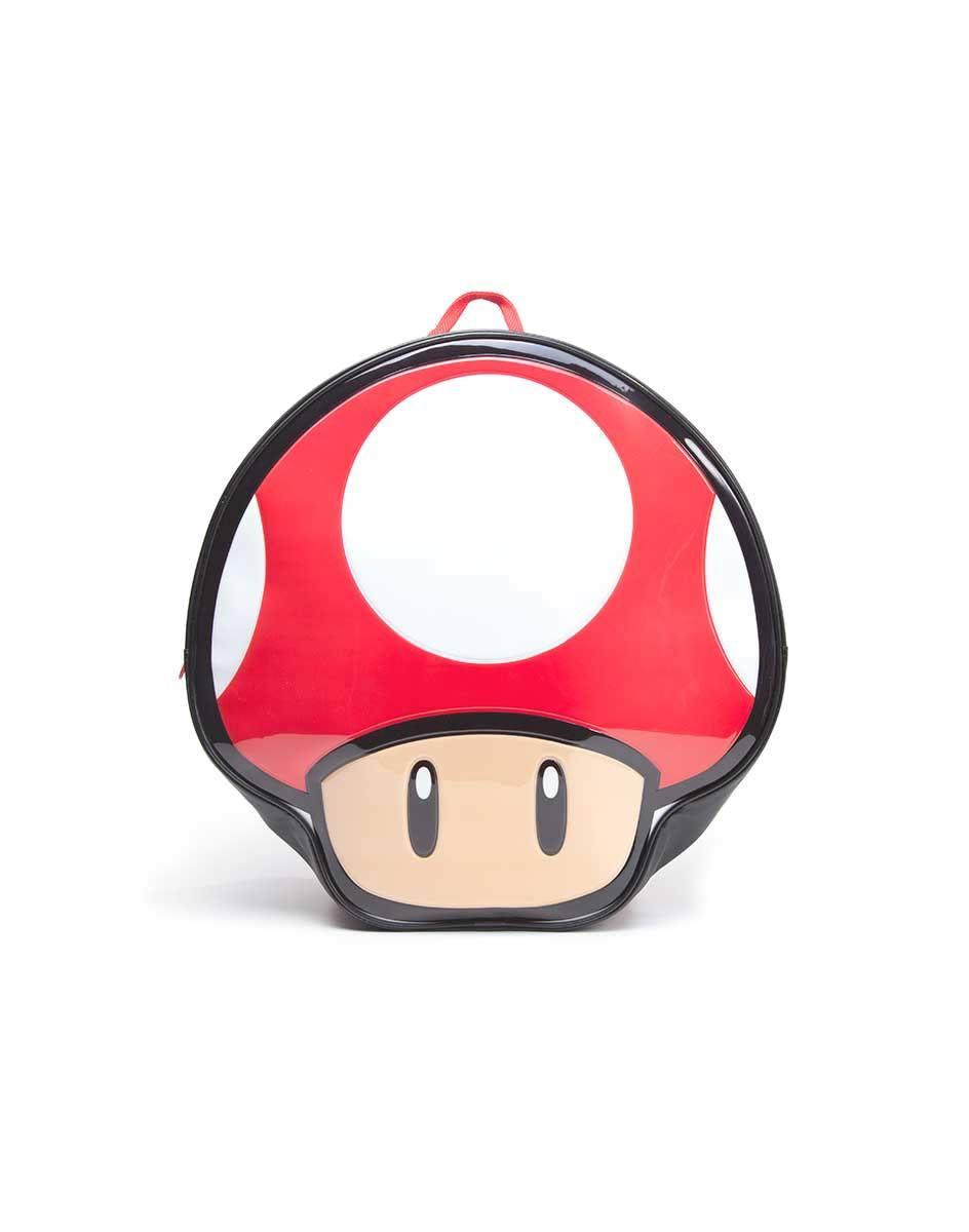 Nintendo Backpack Mushroom Shaped