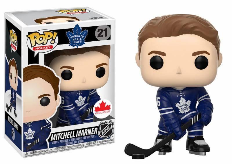 NHL POP! Hockey Vinyl Figure Mitchell Marner 9 cm