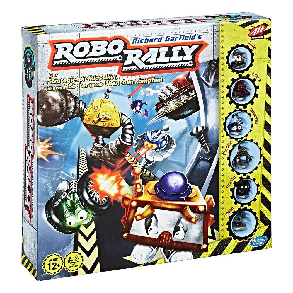 Avalon Hill Board Game Robo Rally german