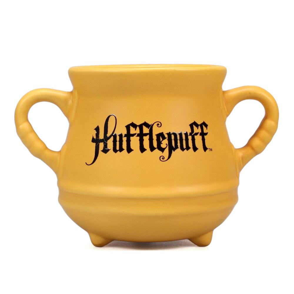 Harry Potter 3D Mug Cauldron Hufflepuff