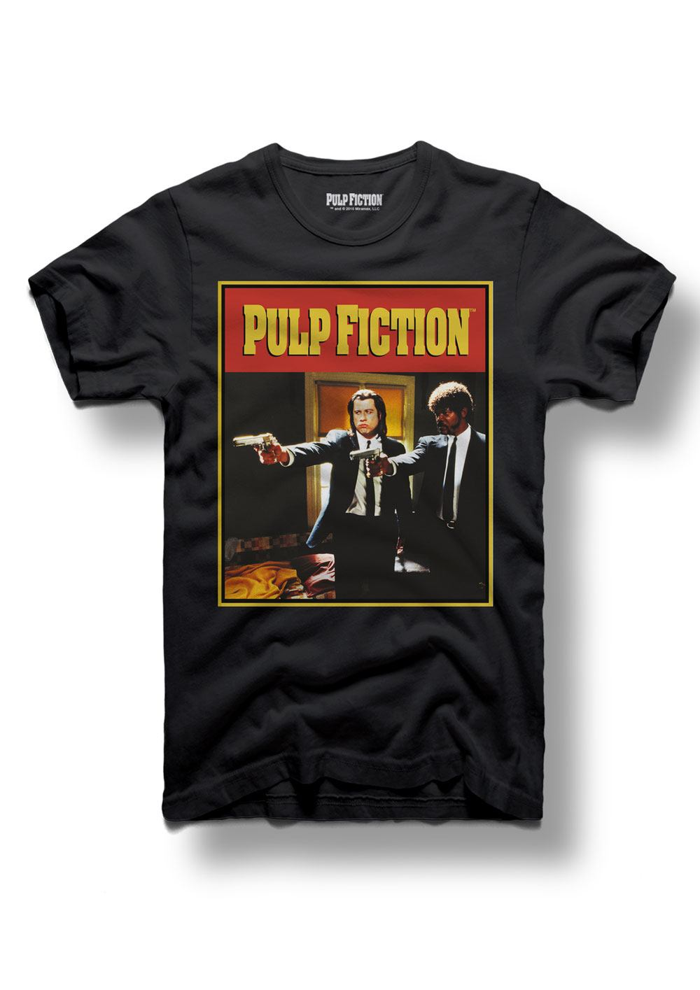 Pulp Fiction T-Shirt Guns Size XL