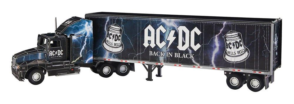 AC/DC 3D Puzzle Truck & Trailer