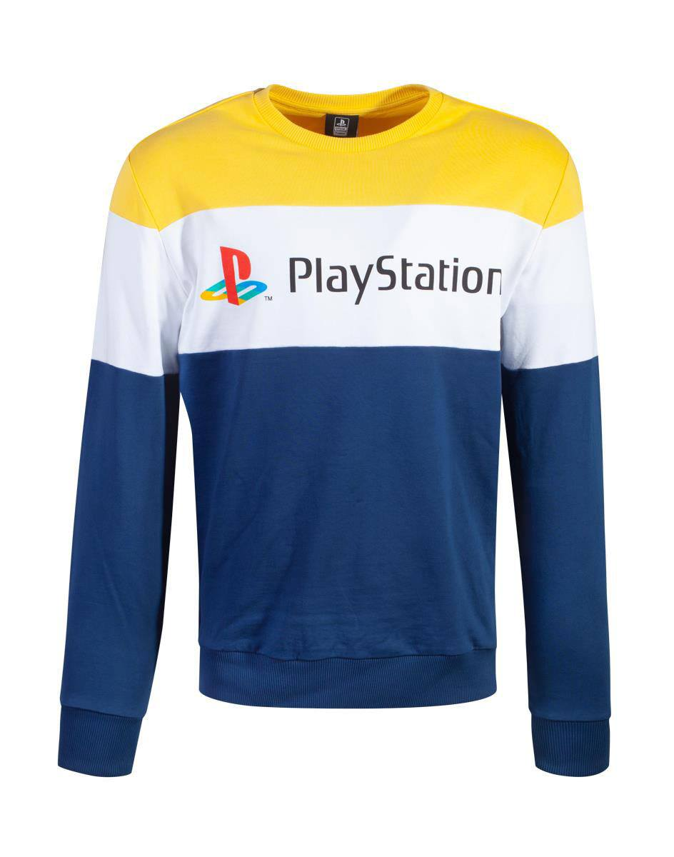 Sony PlayStation Sweater Colour Block Size L