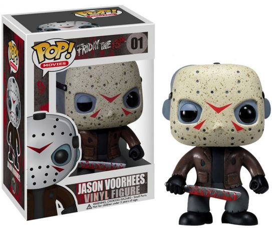 Friday the 13th POP! Vinyl Figure Jason Voorhees 10 cm
