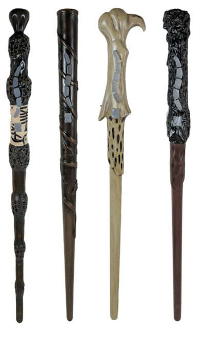 Harry Potter Wizard Wands Assortment Exclusive Wave 38 cm (6)