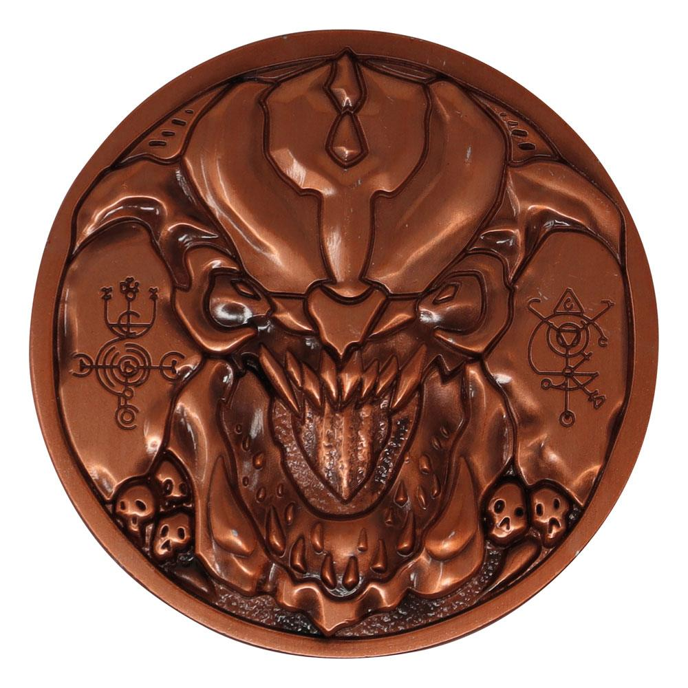 Doom Medallion Pinky Level Up Limited Edition