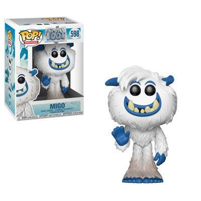 Smallfoot POP! Movies Vinyl Figure Migo 9 cm