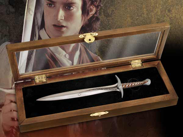 Lord of the Rings Letter Opener Sting 19 cm