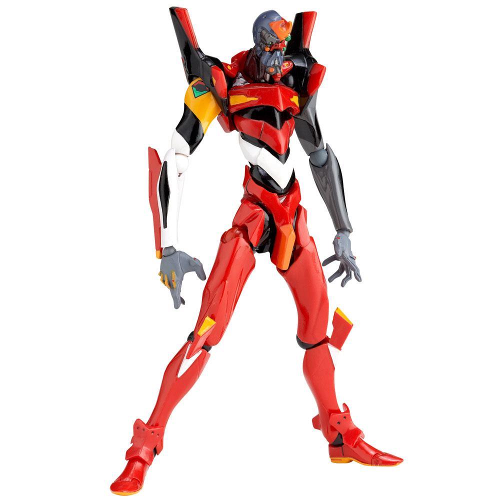 Evangelion Evolution Action Figure Revoltech EV-011 Evangelion Kai 02 Beta 14 cm