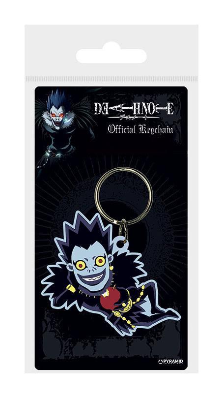 Death Note Rubber Keychain Ryuk 6 cm
