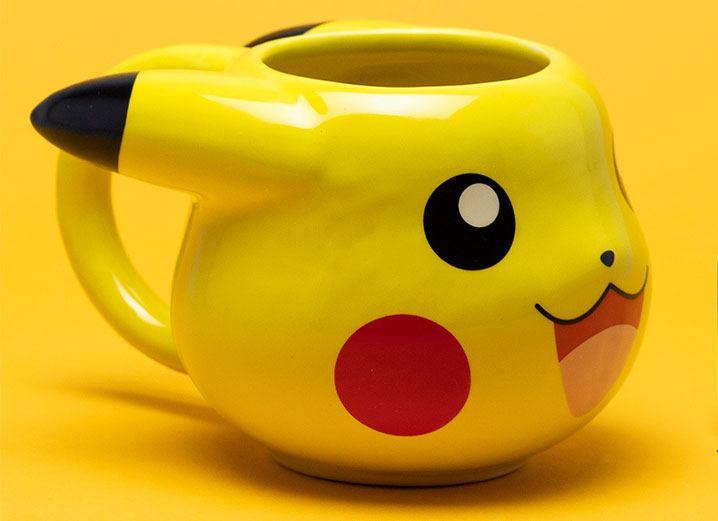 Pokémon 3D Mug Pikachu