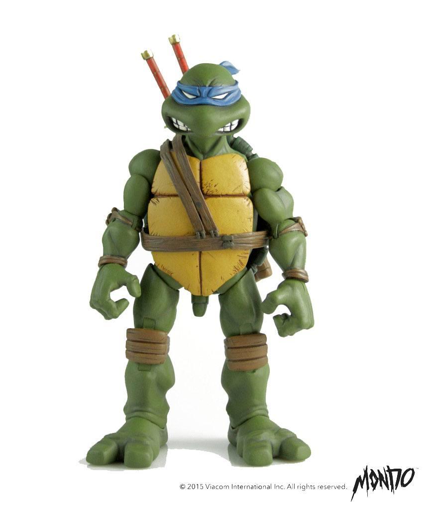 Teenage Mutant Ninja Turtles Action Figure 1/6 Leonardo 28 cm
