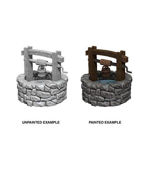 WizKids Deep Cuts Unpainted Miniature Well Case (6)