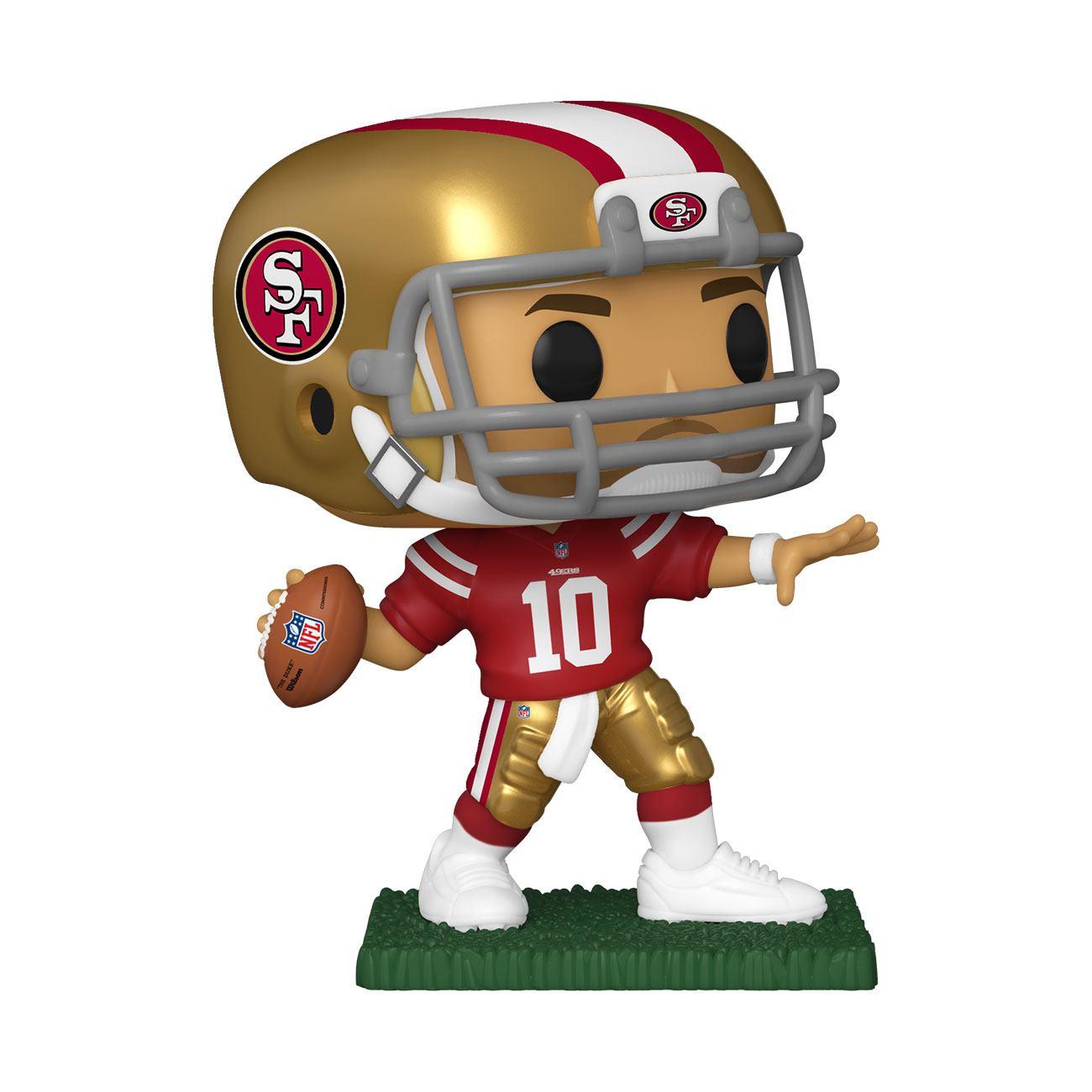 NFL POP! Sports Vinyl Figure Jimmy Garoppolo (49ers) 9 cm