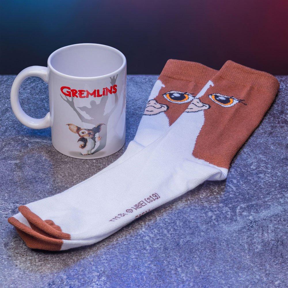 Gremlins Mug & Socks Set Gizmo