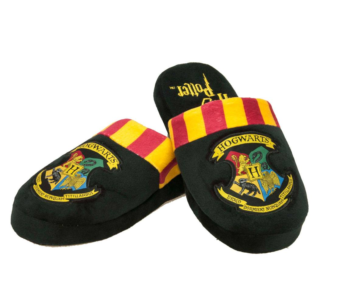 Harry Potter Slippers Hogwarts Size S