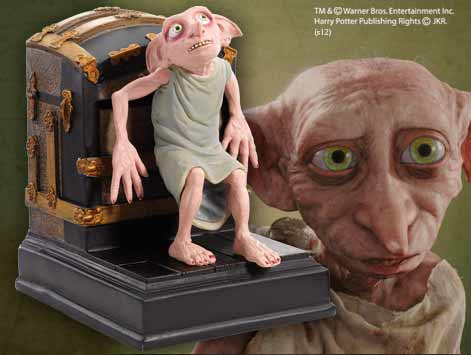 Harry Potter Bookend Dobby 19 cm
