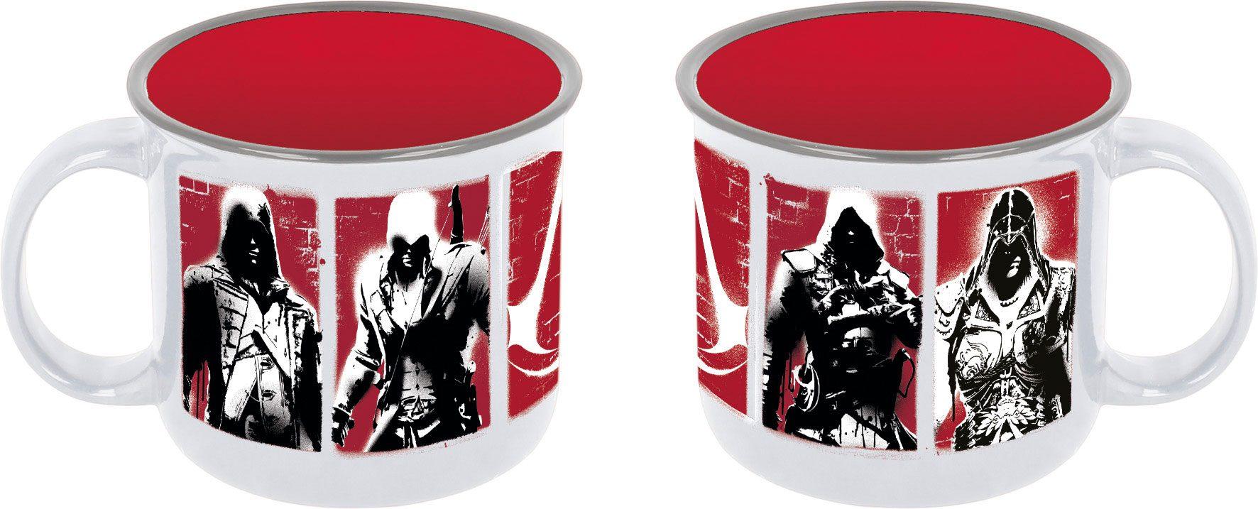 Assassin's Creed Mug Case Characters (12)