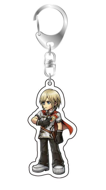 Dissidia Final Fantasy Acrylic Keychain Ace