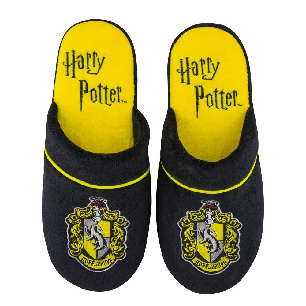 Harry Potter Slippers Hufflepuff Size S/M