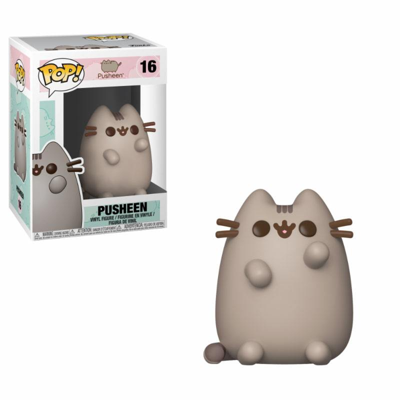 Pusheen POP! Vinyl Figure Pusheen 9 cm