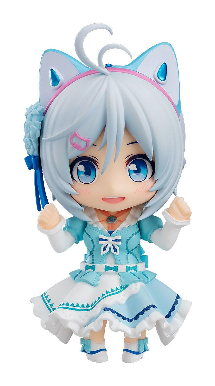 Dennou Shoujo Siro Nendoroid Action Figure 10 cm