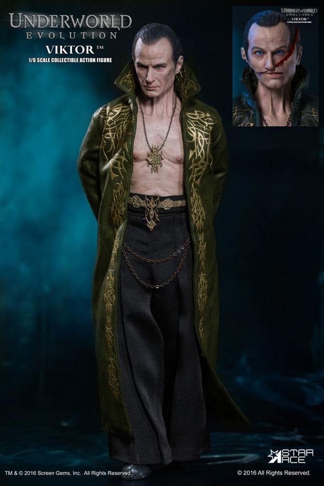 Underworld Evolution My Favourite Movie Action Figure 1/6 Viktor Limited Edition 30 cm