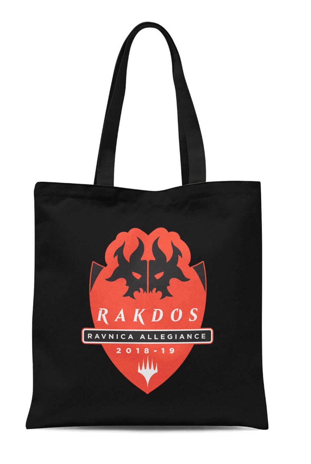 Magic the Gathering Tote Bag Rakdos