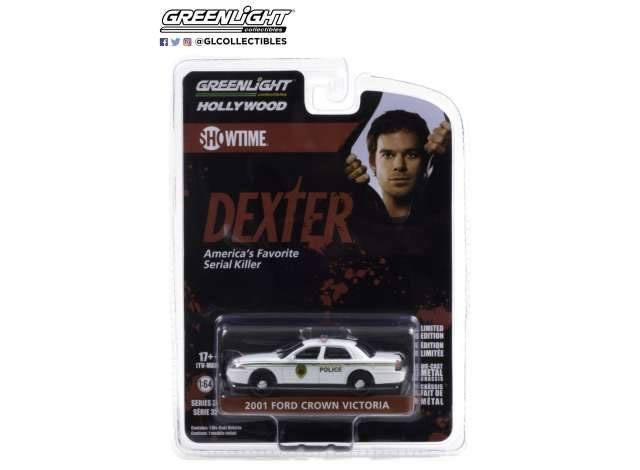 Dexter Diecast Model 1/64 2001 Ford Crown Victoria