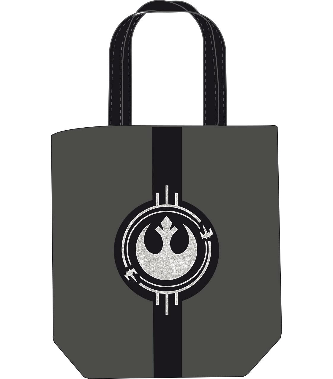 Star Wars Episode VIII Tote Bag Resistance Logo
