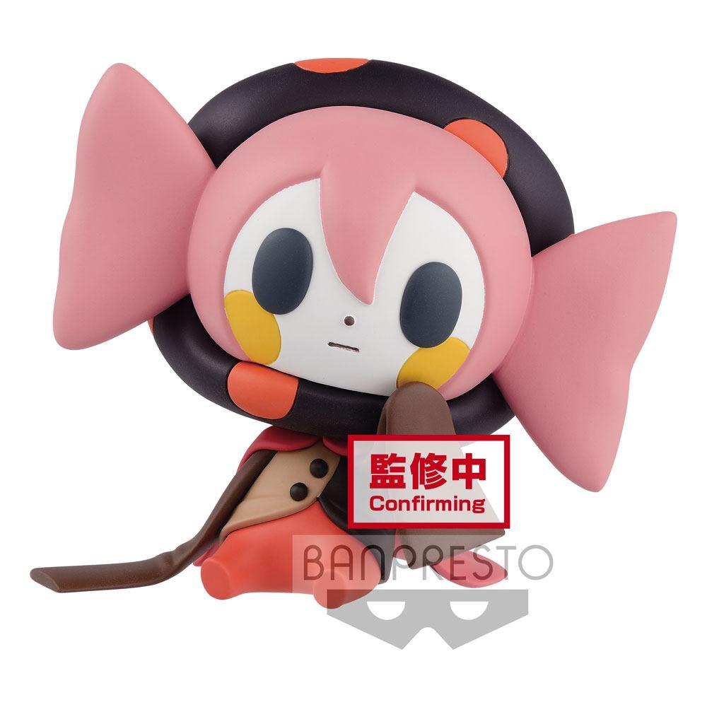 Puella Magi Madoka Magica 10th Anniversary Fluffy Puffy Mini Figure Dessert Witch 7 cm