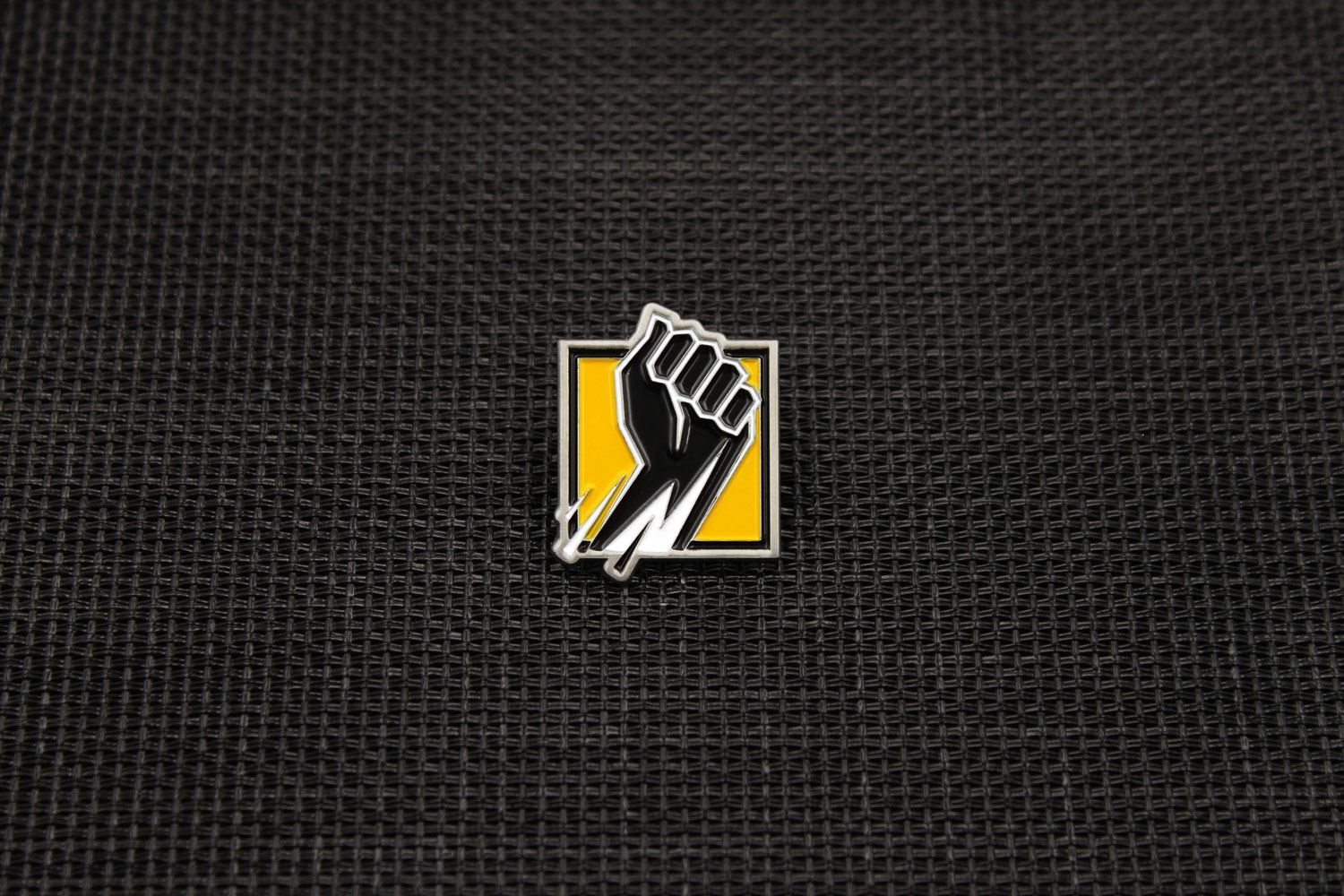 Six Collection Pin Badge Operator Icon Finka