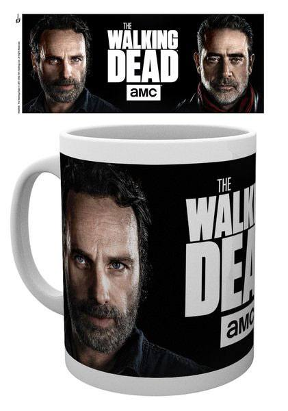 Walking Dead Mug Rick & Negan