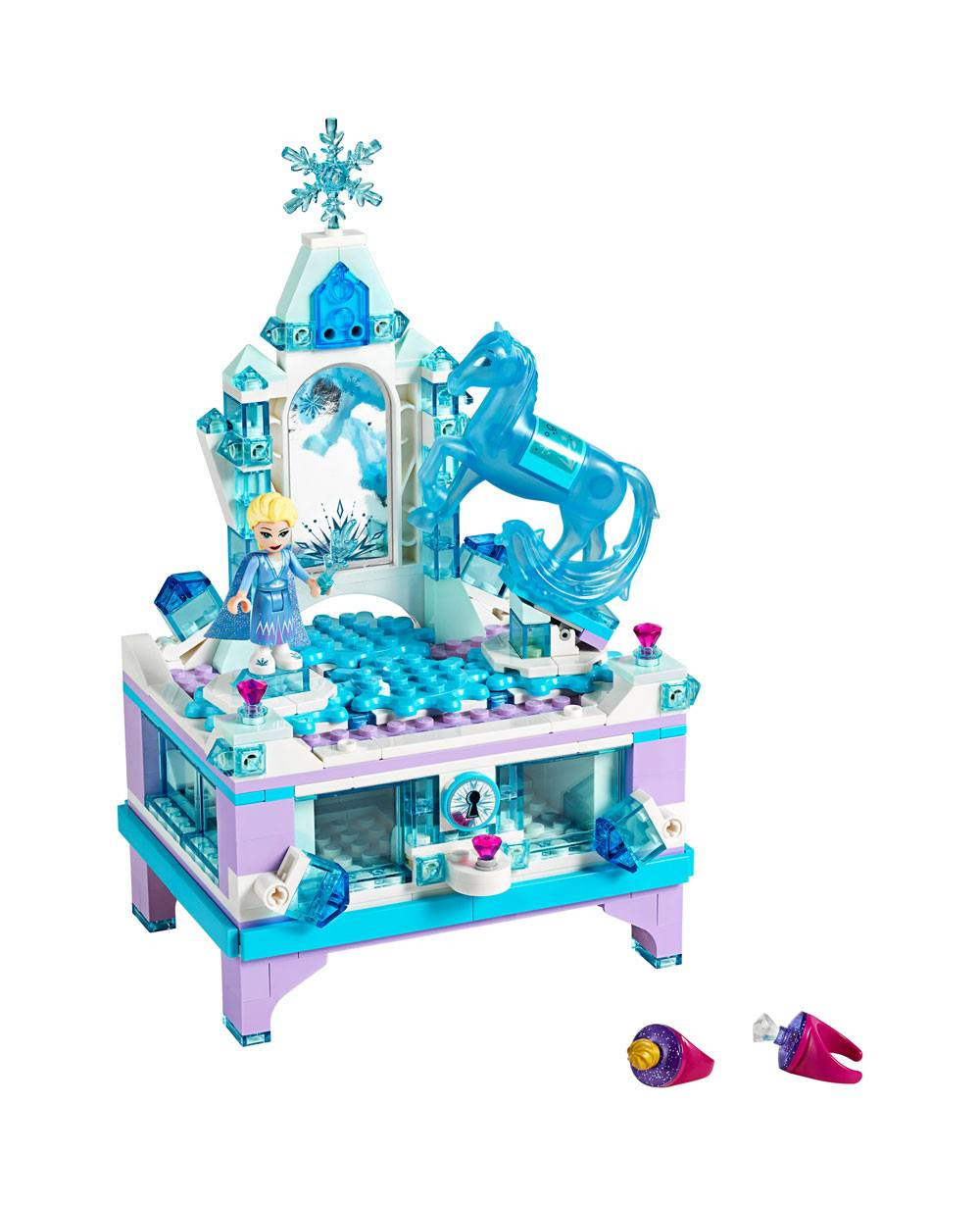 LEGO® Disney: Frozen II - Elsa's Jewellery Box Creation