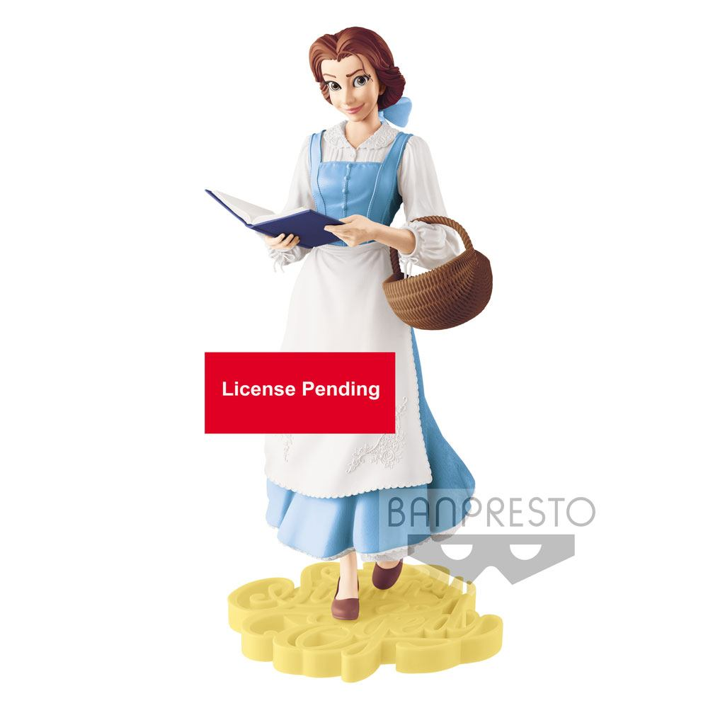 Disney EXQ Starry Figure Belle 22 cm