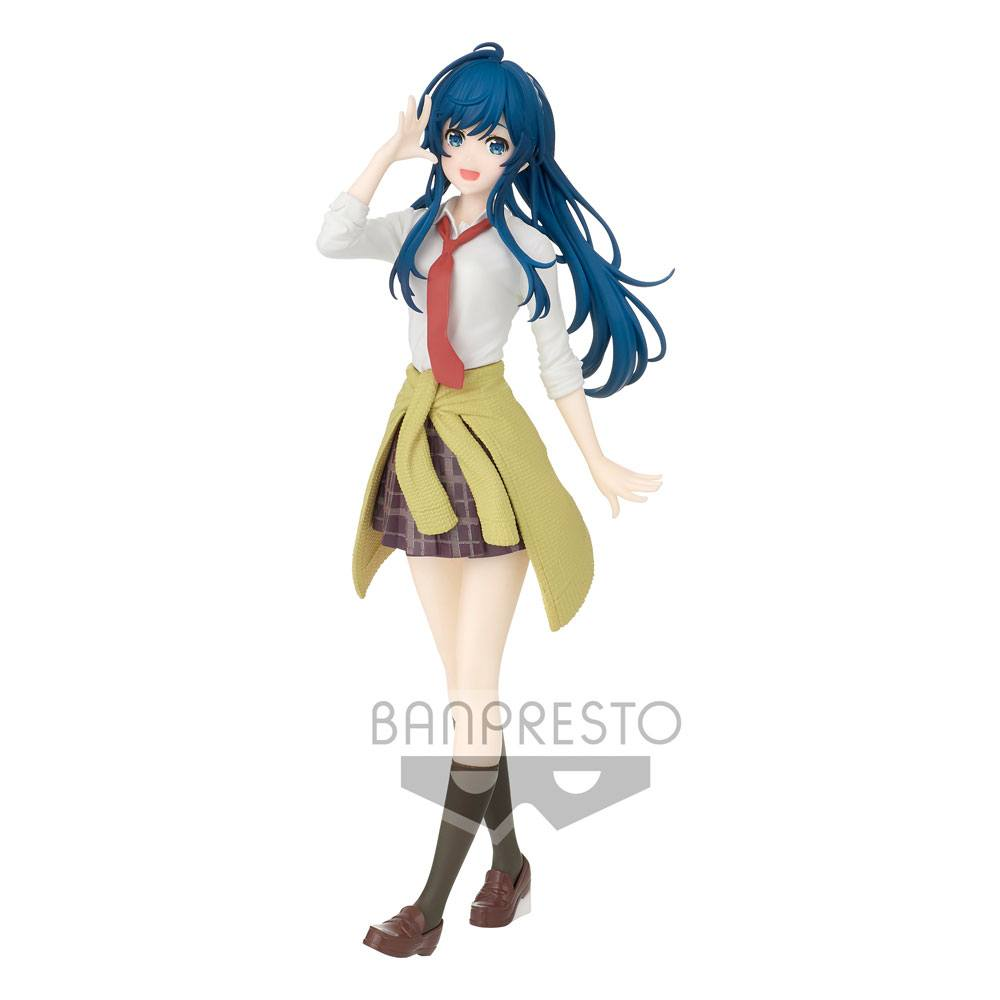 Bottom-Tier Character Tomozaki PVC Statue Minami Nanami 18 cm