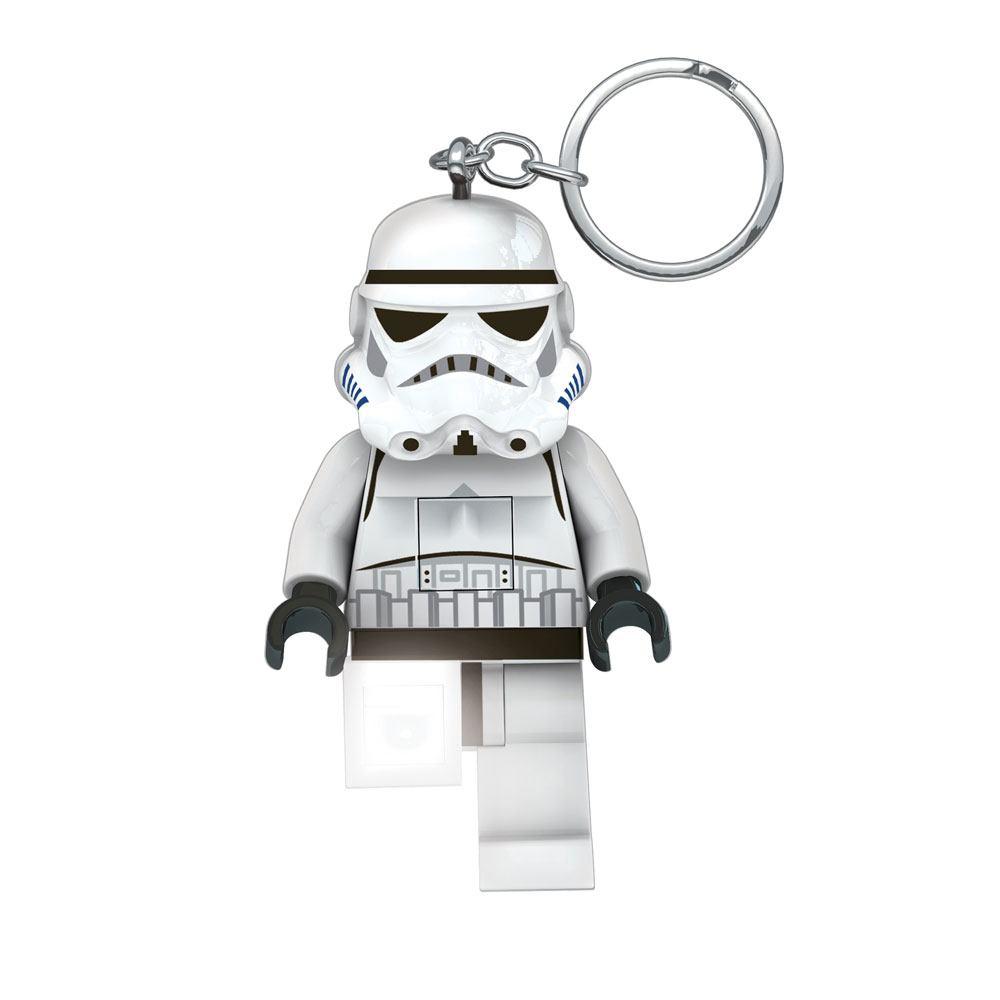 LEGO Star Wars Light-Up Keychain Stormtrooper 6 cm