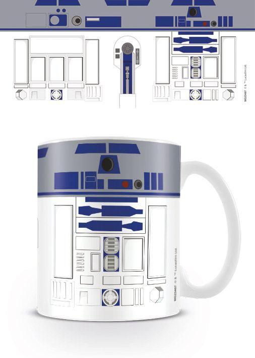 Star Wars Mug R2-D2